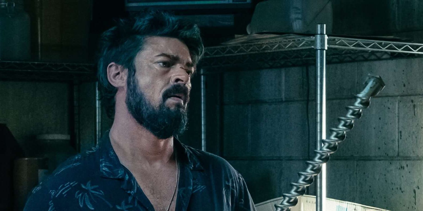 The Boys: Karl Urban's Billy Butcher is Bloody as Hell in S2 Photo