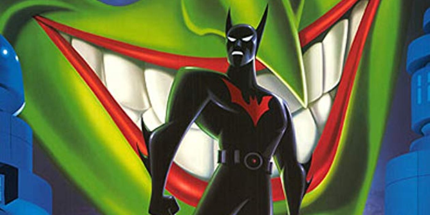 Batman Beyond: Details of Scra...