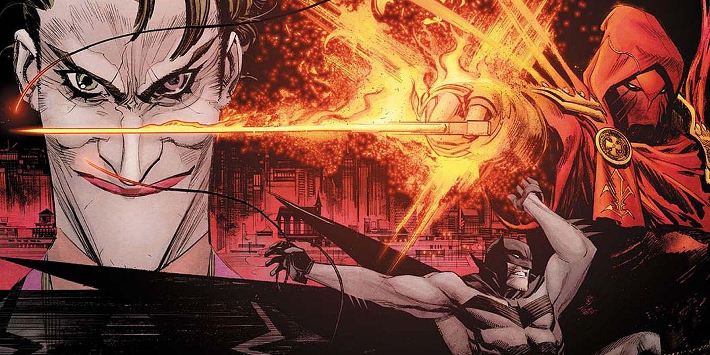 Batman: Curse of the White Knight Rewrites the Wayne Legacy | CBR
