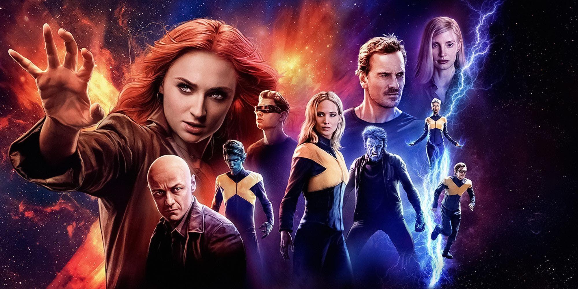 Xfinity Dunks on Dark Phoenix and the Marvel/Sony Spider-Man Split