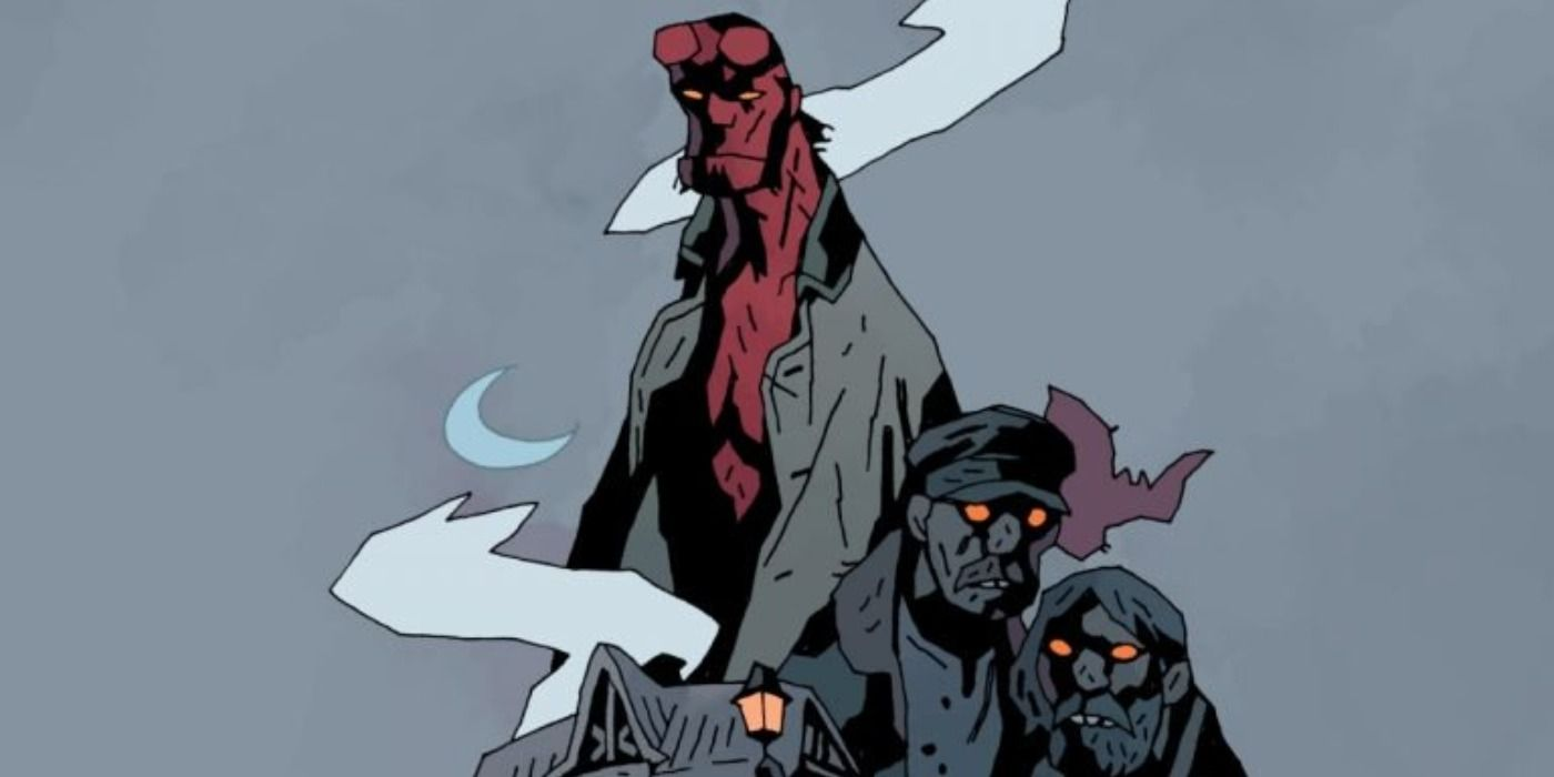 Dark Horse to Celebrate Halloween with New Hellboy One-Shot | CBR
