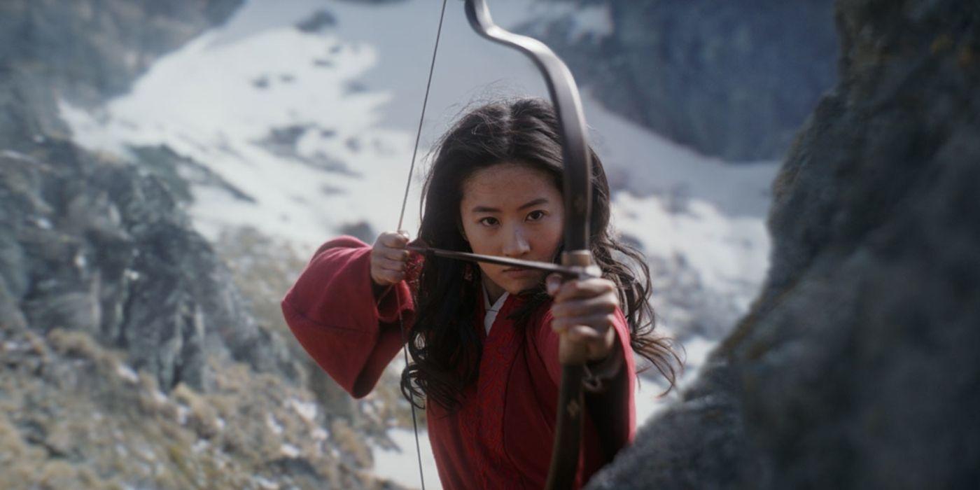 Mulan: Disney Star Liu Yifei Expresses Support for Hong Kong Police