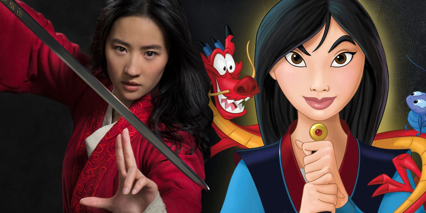 Mulan The Biggest Changes From Disney S Animated Classic Cbr