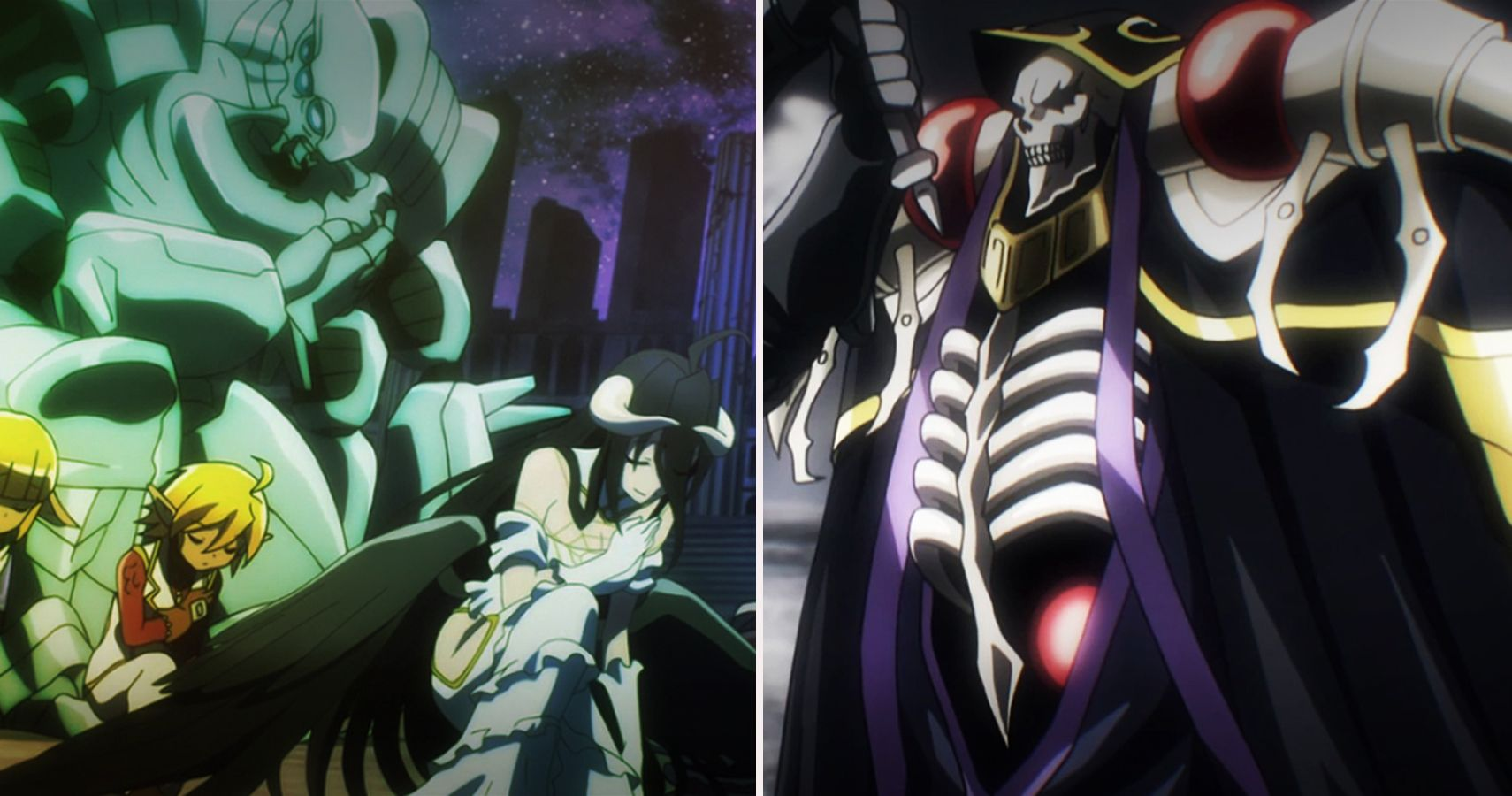 10 Things Fans Totally Missed In Overlord Season 2 And 3 | CBR
