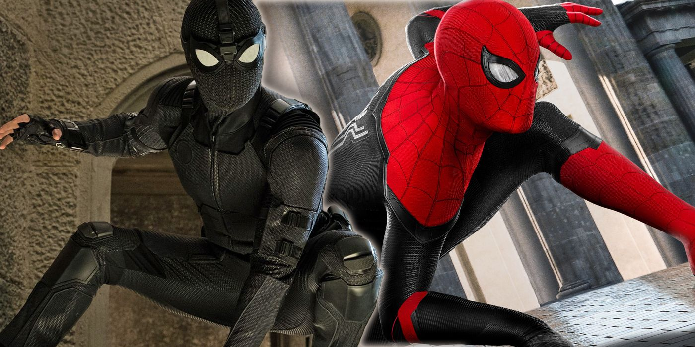 Spider Man Every Costume He Wears In Far From Home Cbr