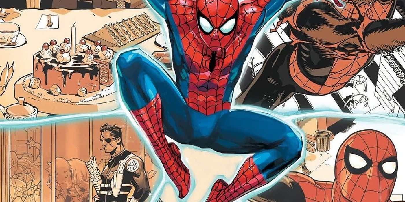Amazing Spider-Man: Full Circle Introduces a Secret Weapon | CBR