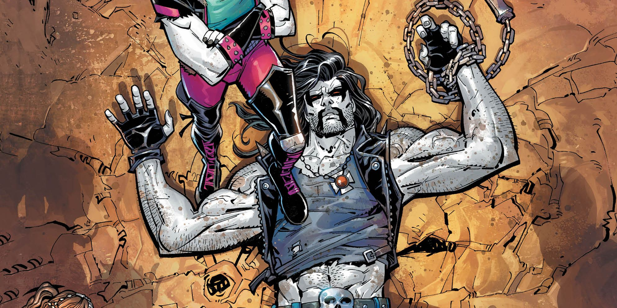 EXCLUSIVE: Teen Titans #32 Preview Reveals Aftermath of Lobo's Rampage