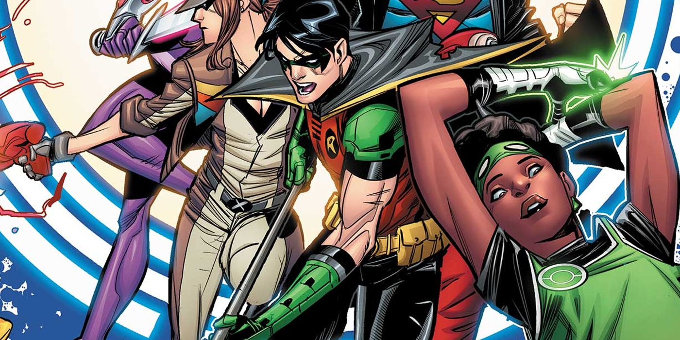 Young Justice Introduces a New Bat-Group on a Familiar World