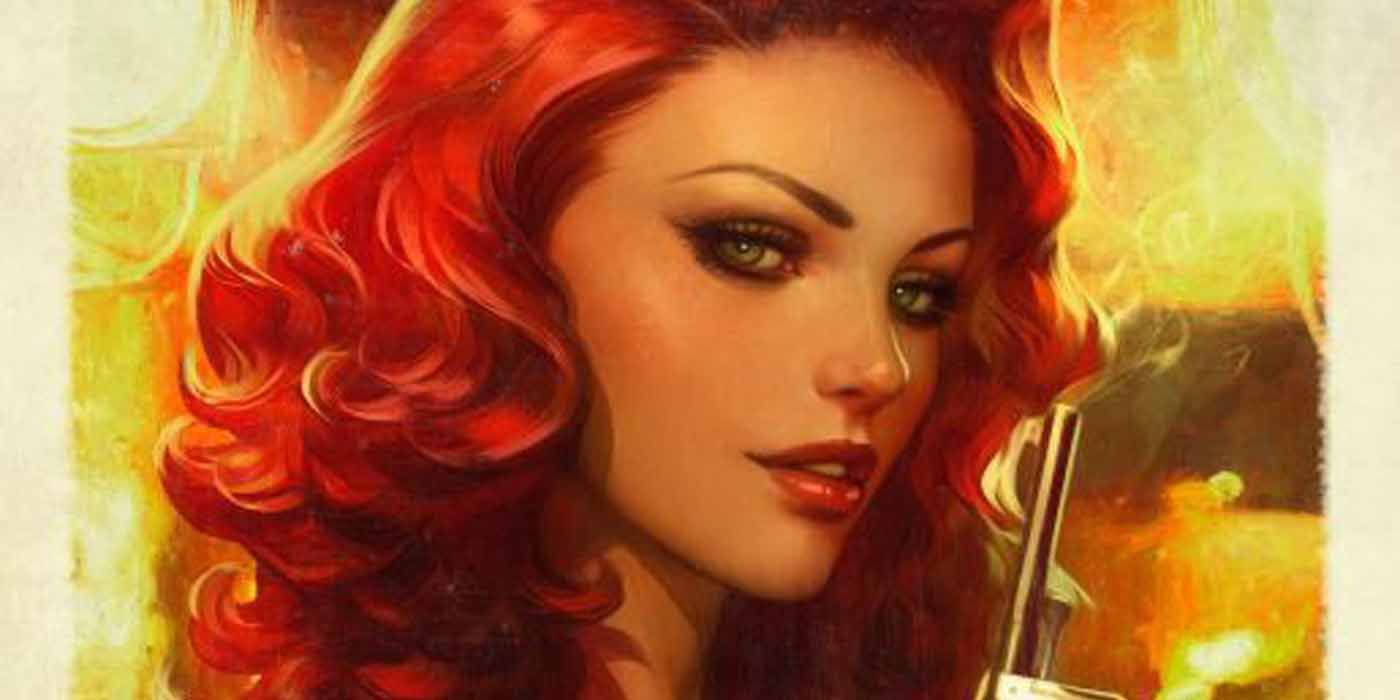 Marvel Debuts Artgerm's Amazing Mary Jane #1 Variant Cover   CBR
