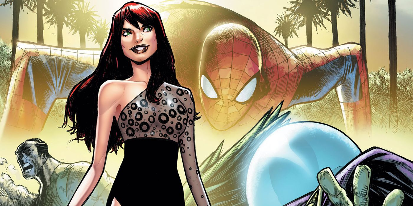 Amazing Mary Jane Tie-In Variants Feature Marvel's Biggest and Best