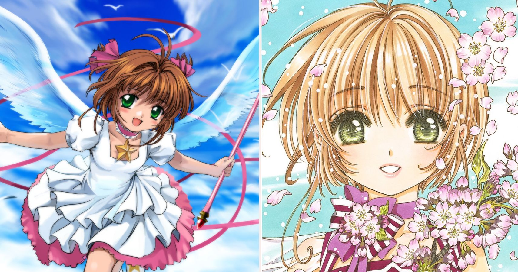Anime Couple Names cardcaptor sakura: 10 differences between the anime and the