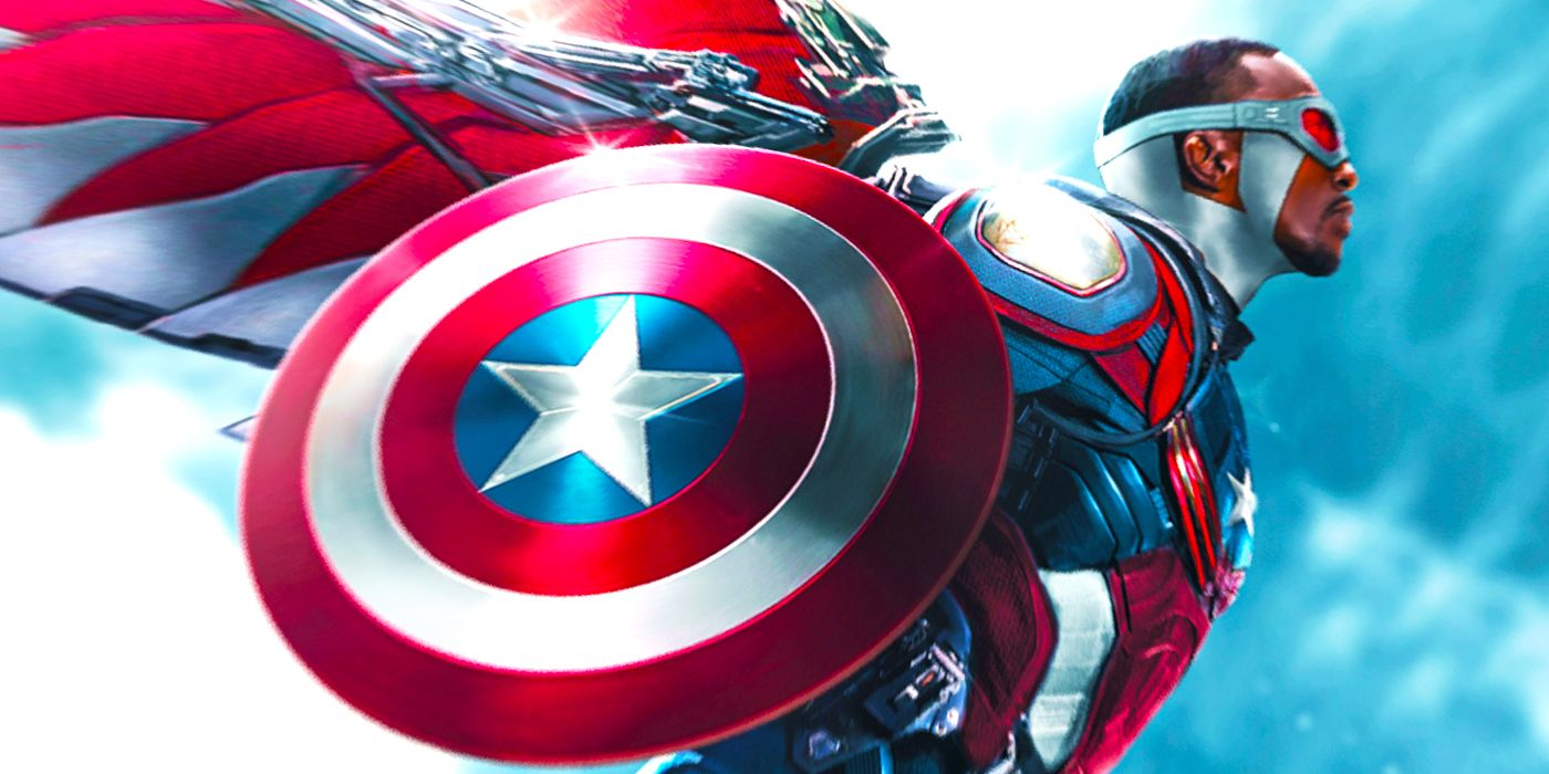 Falcon and Winter Soldier Will Look at Reaction to Black Captain America