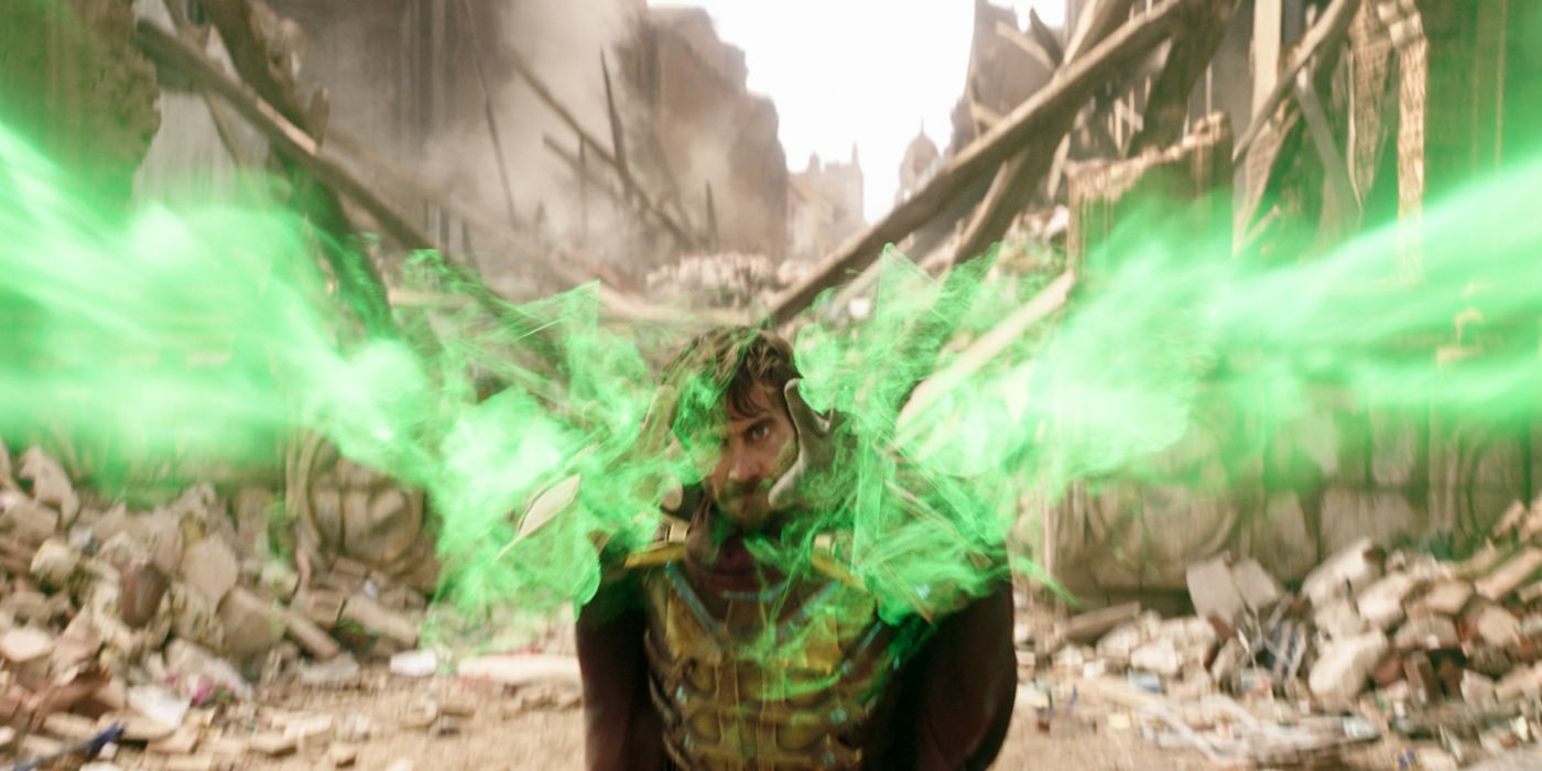 VIDEO: What Mysterio's Final Words in Spider-Man: Far From Home Really Mean