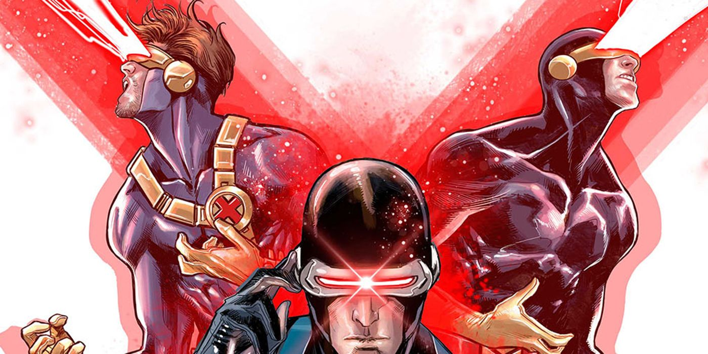 House of X Variant Reveals Cyclops' New Costume | CBR