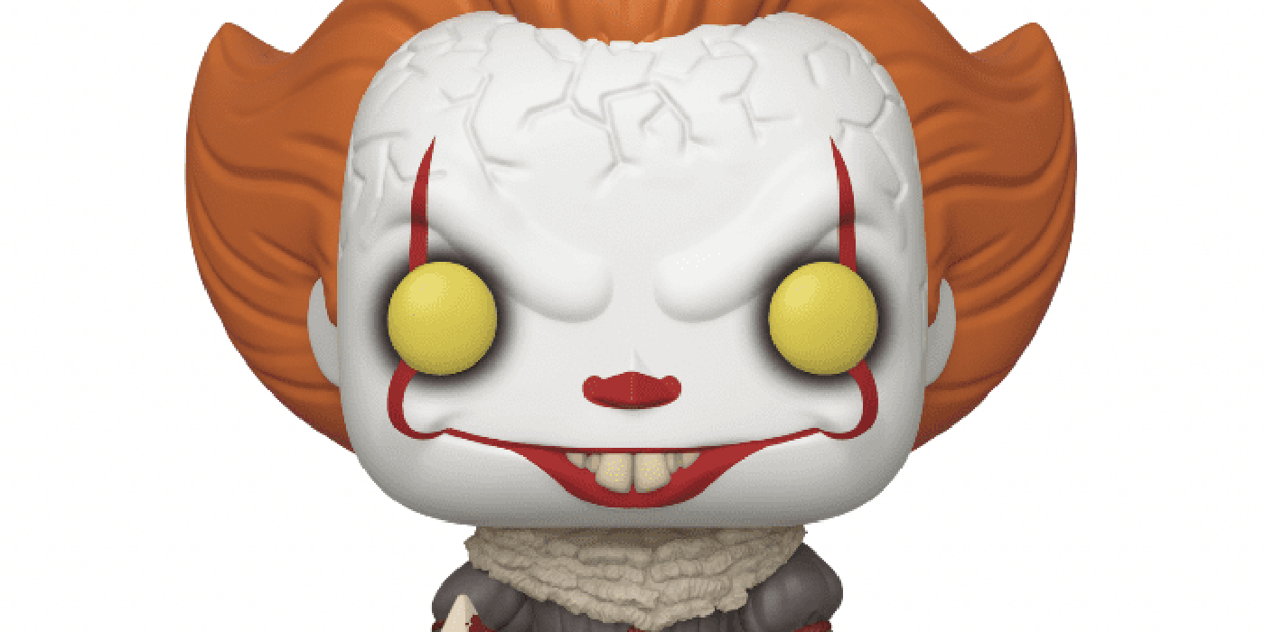 It: Chapter Two's Pennywise Gets Massive Funko Pop! | CBR