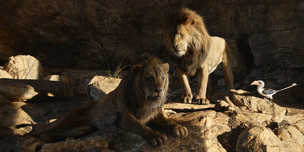 Disneys Live Action Lion King Is Much Darker Than The Original