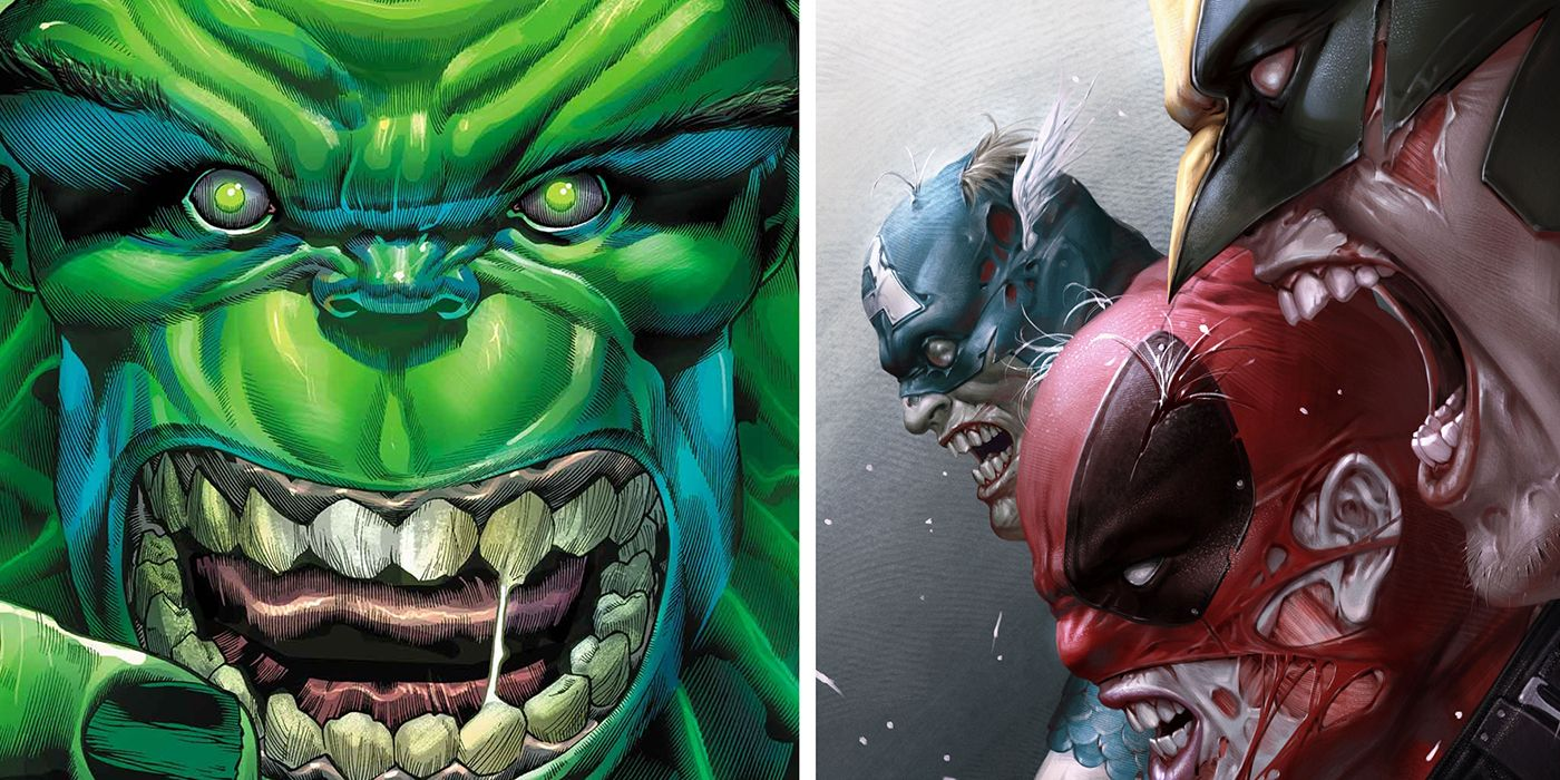 Every Marvel Comic and Graphic Novel Arriving in October 2019