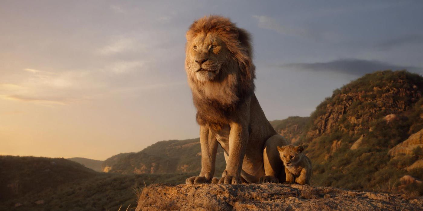 Lion King Passes Marvel's Avengers at All Time Box Office | CBR