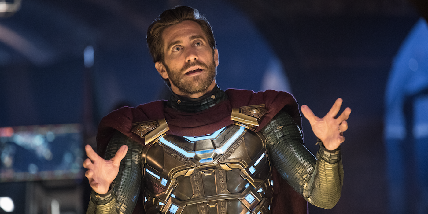 Spider-Man: Far From Home Writers Reveal Why Mysterio Was the Ideal Foe