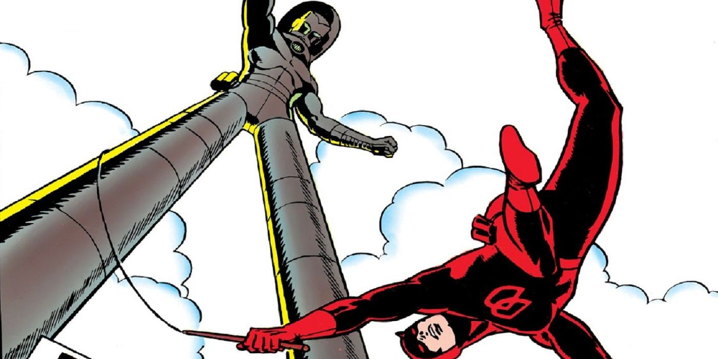 Why In The World Did Stilt-Man Stop Using His Powerful Z-Ray?