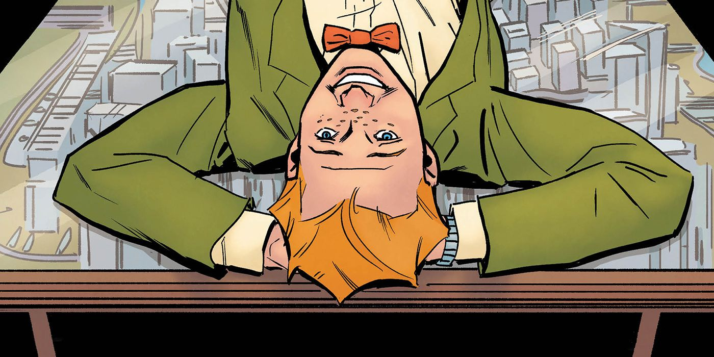 Jimmy Olsen's Newest Disguise May Be His Most Ridiculous Ever