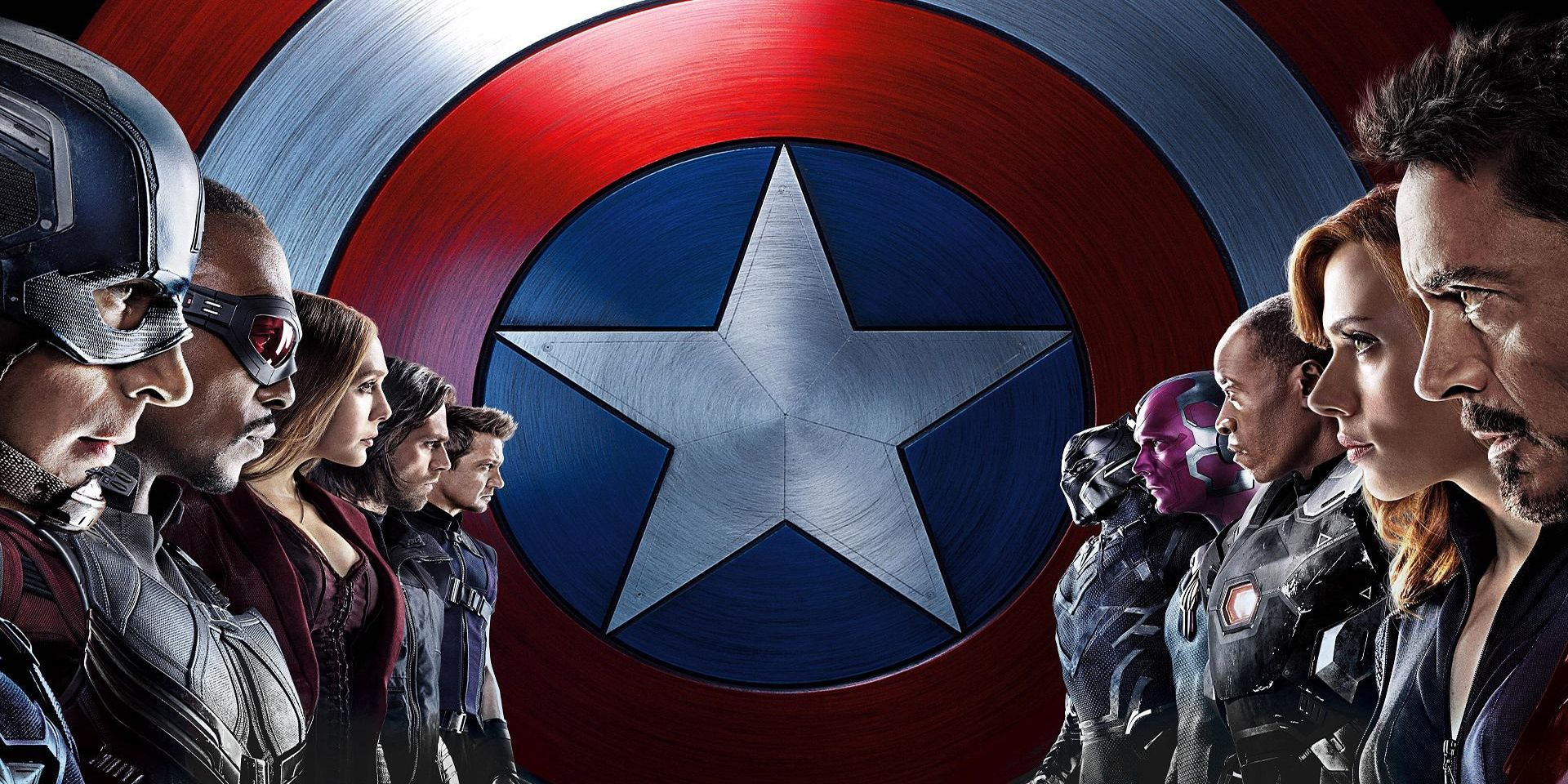 Captain America 3 Deleted Scene Gave Bucky and Sam a Perfect Shield Moment
