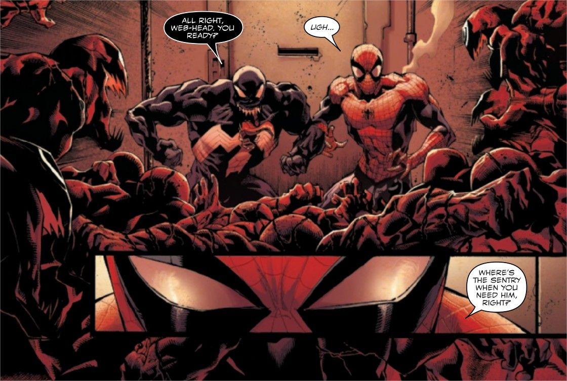 King In Black: Apenas UM herói da Marvel poderia escapar do Nemesis de Venom 2