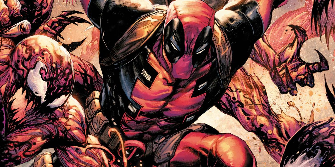 "Absolute Carnage Makes Deadpool... a ""Unicorn"" 