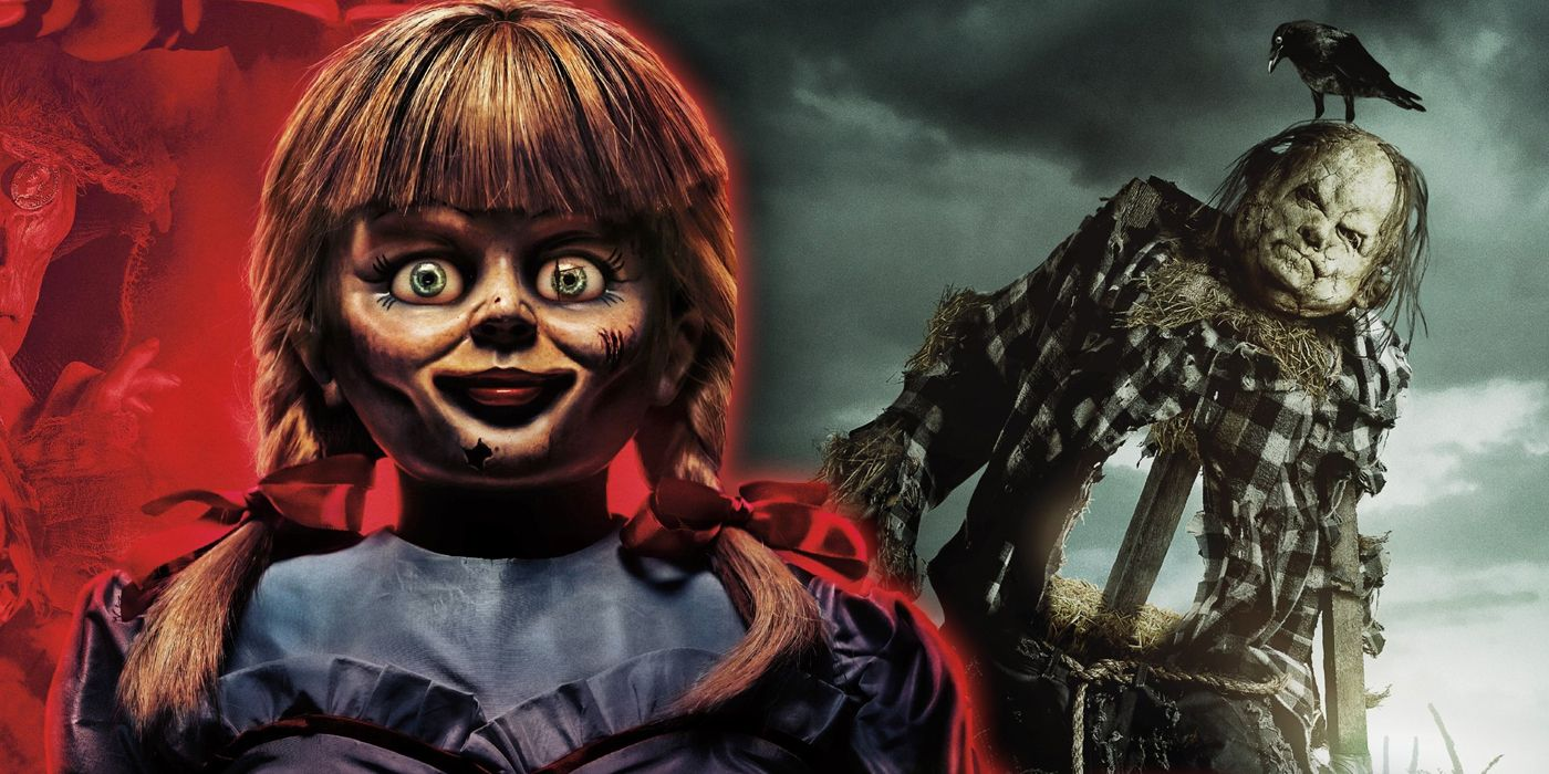 Scary Stories To Tell In The Dark & Annabelle: Creation ...