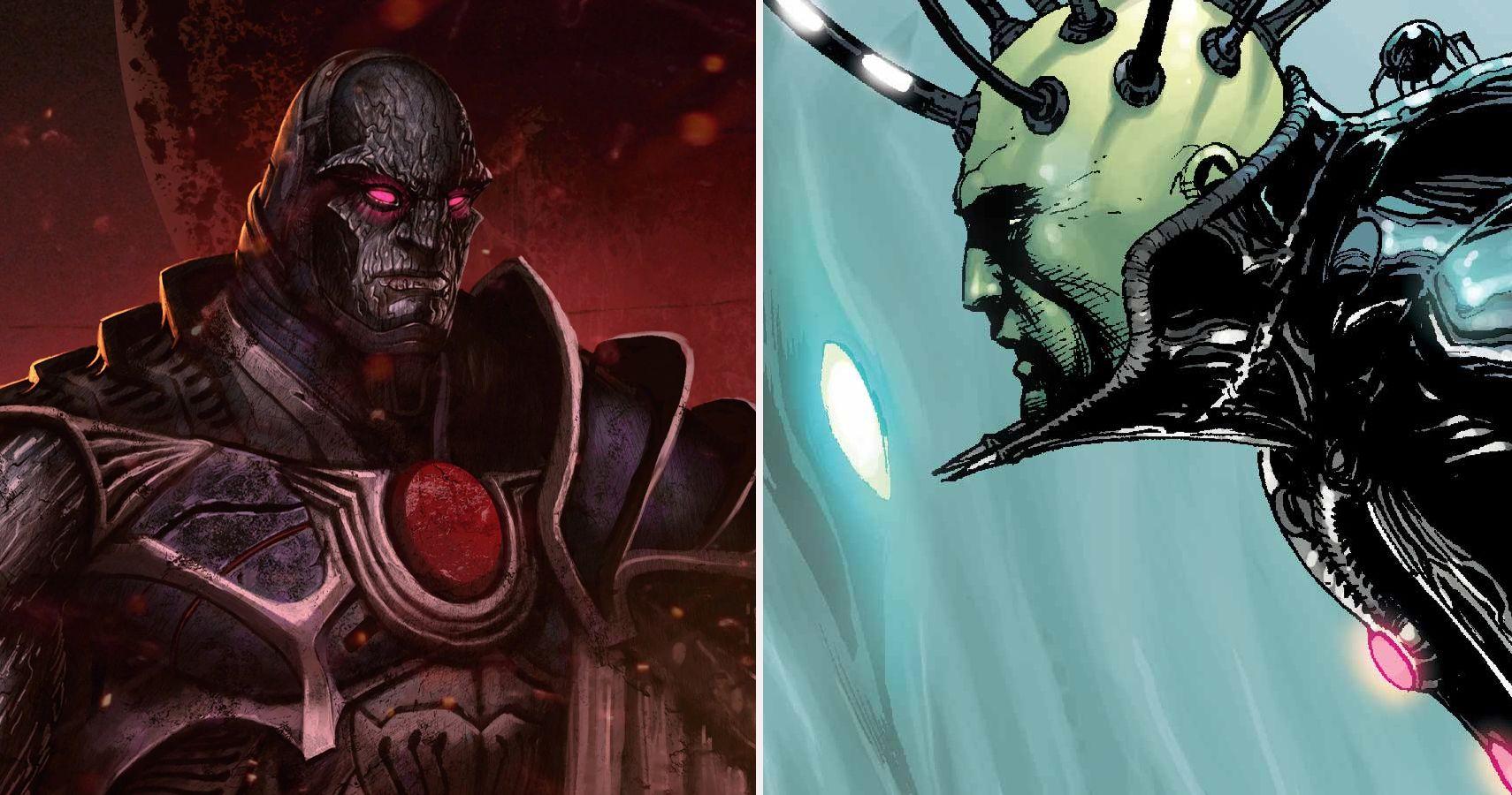 Ambitious Darkseid