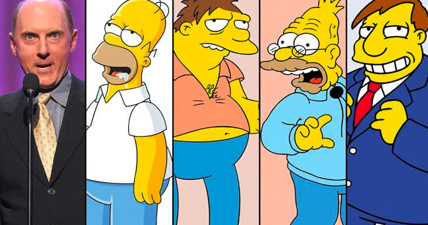 The Simpsons: Every Character Role Played By Dan Castellaneta (The Voice Of Homer)