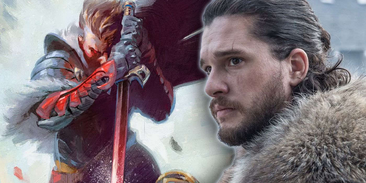 Kit Harington's Black Knight Role Could Continue After Eternals