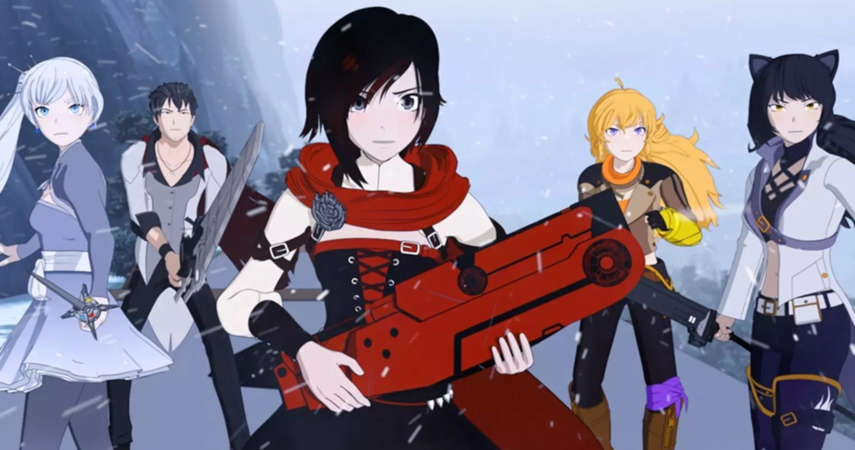 RWBY: 10 Questions About Ruby Rose, Answered | CBR