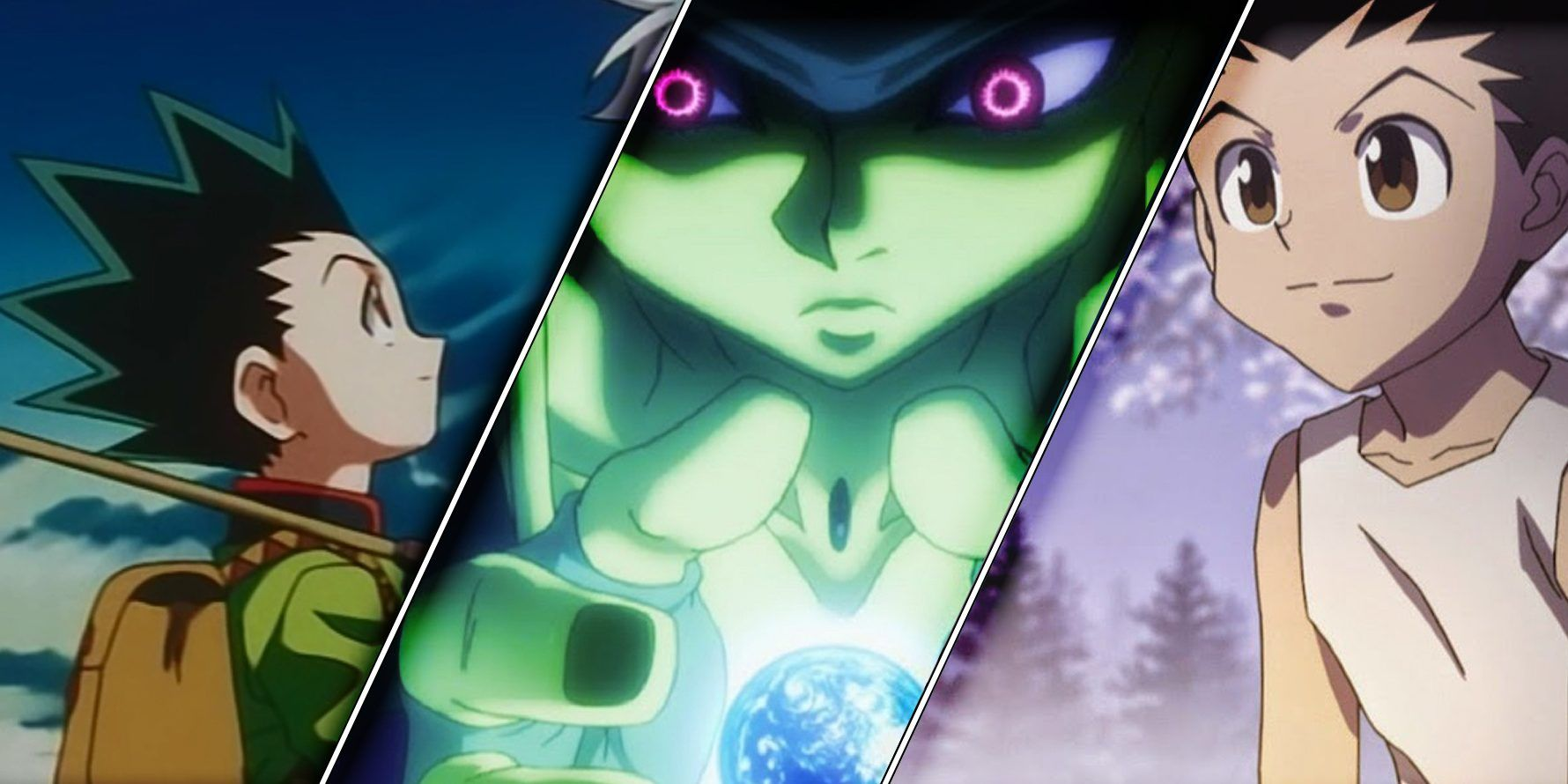 Hunter X Hunter 10 Differences Between The Anime And The Manga
