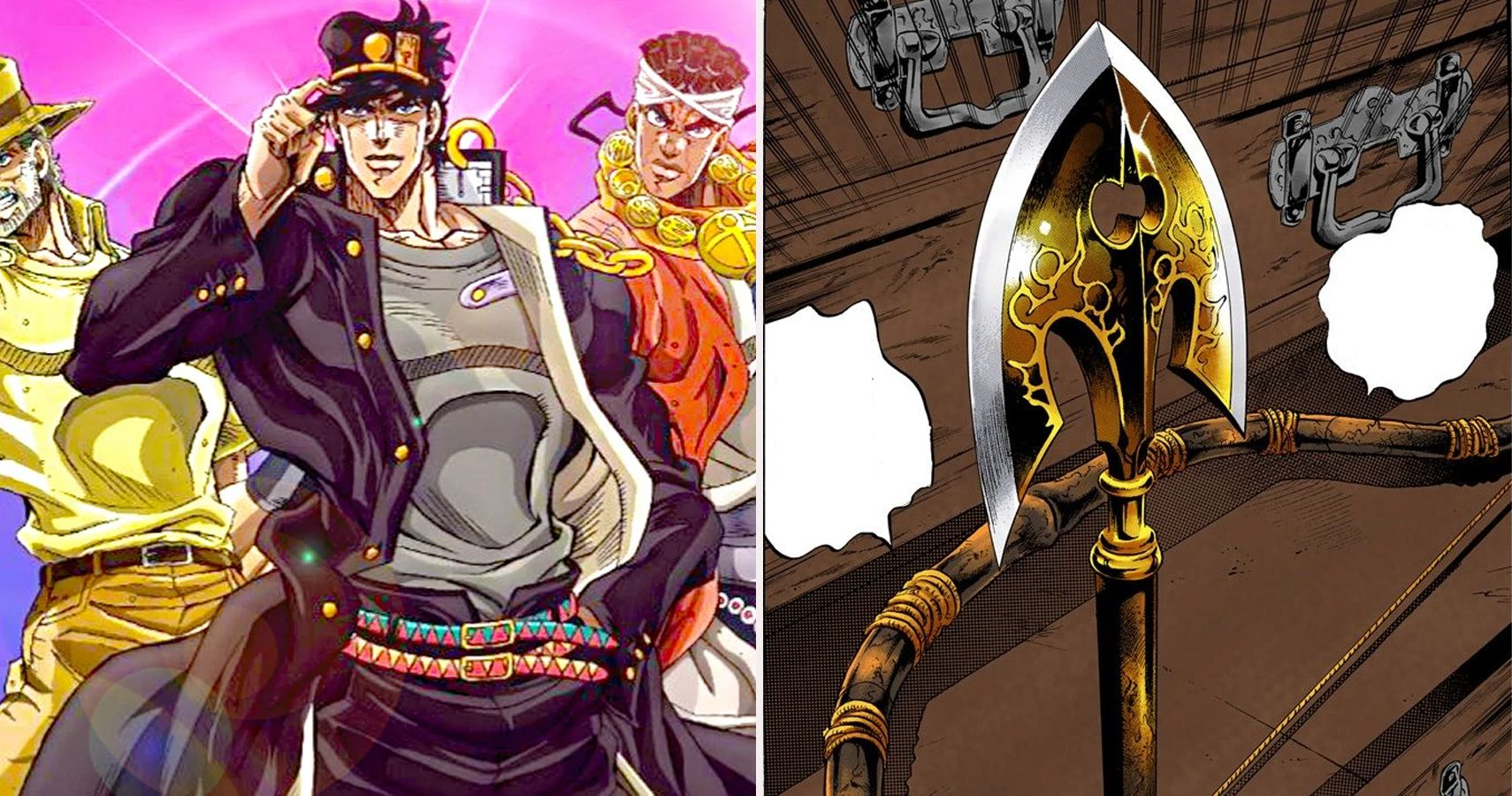 Jojo S Bizarre Adventure 10 Rules You Didn T Know About The Stand Arrow Check out our jojo requiem arrow selection for the very best in unique or custom, handmade pieces from our memorabilia shops. rules you didn t know about the stand arrow