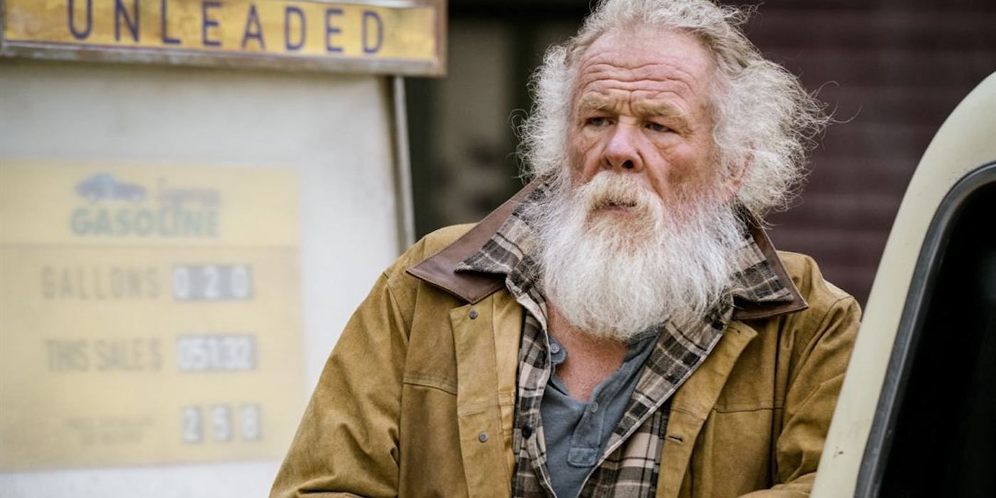 Angel Has Fallen Confirms Nick Nolte is Hollywood's Favorite Deadbeat Dad