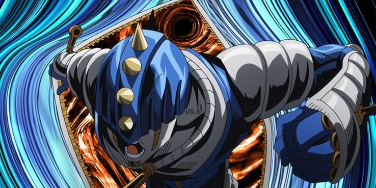 Jojo's Bizarre Adventure: 10 Most Powerful Stands In The Passione