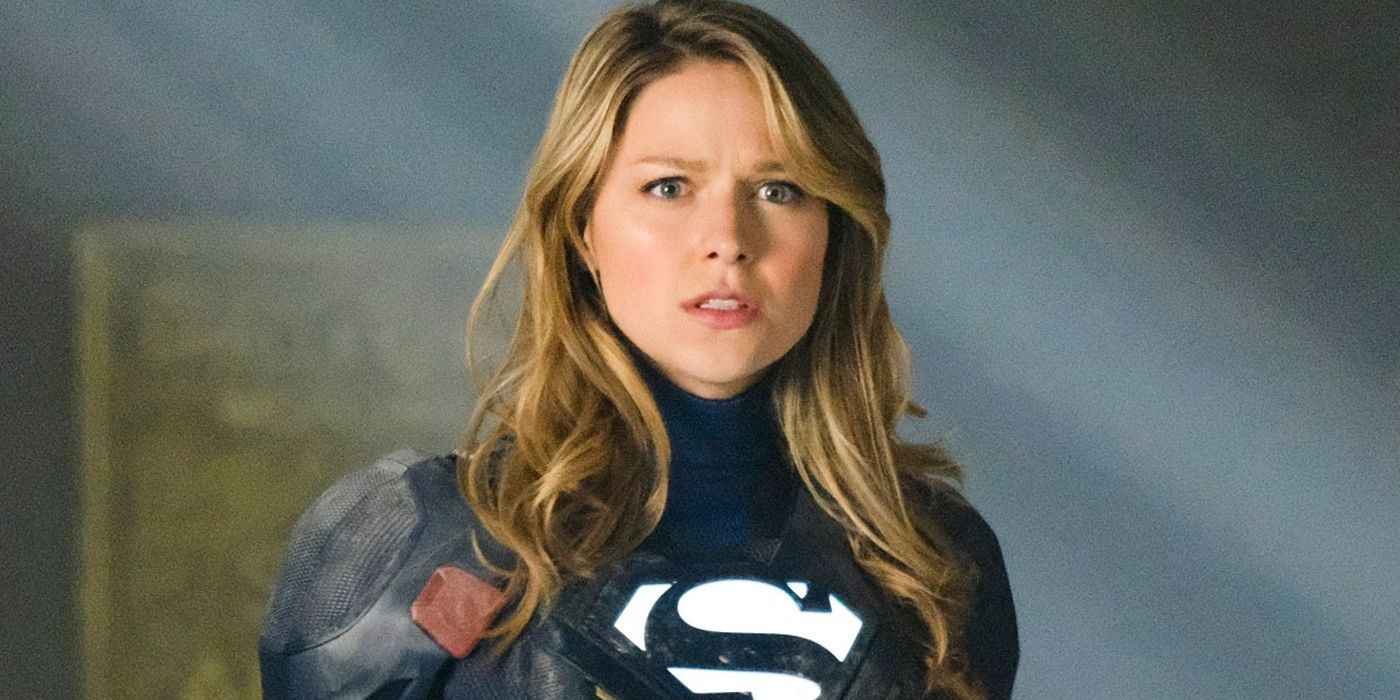 Supergirl's Final Pre-Crisis Episode Homages Star Trek II | CBR