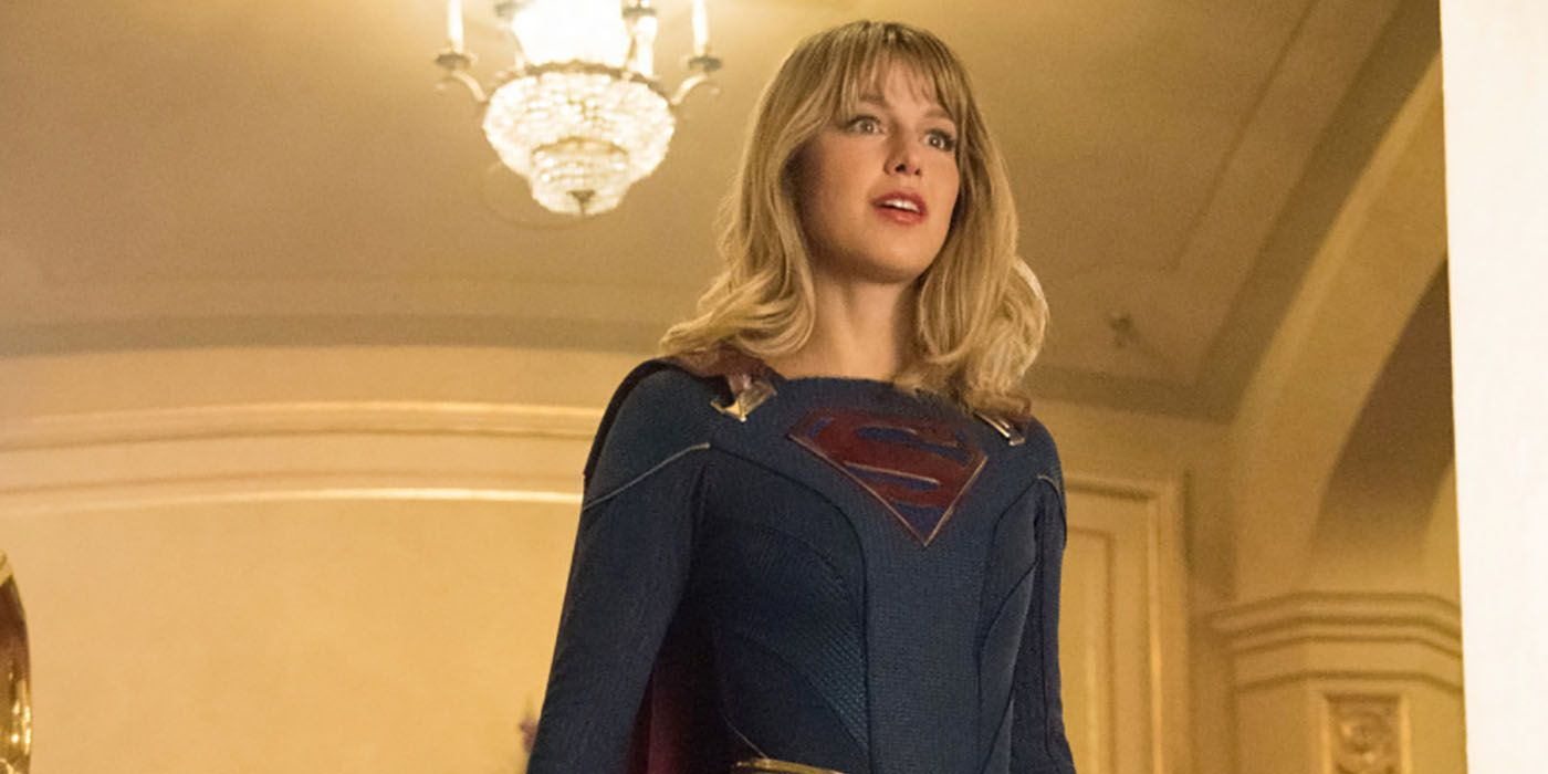 Supergirl Season Premiere Synopsis Teases an 'Unexpected Visitor'