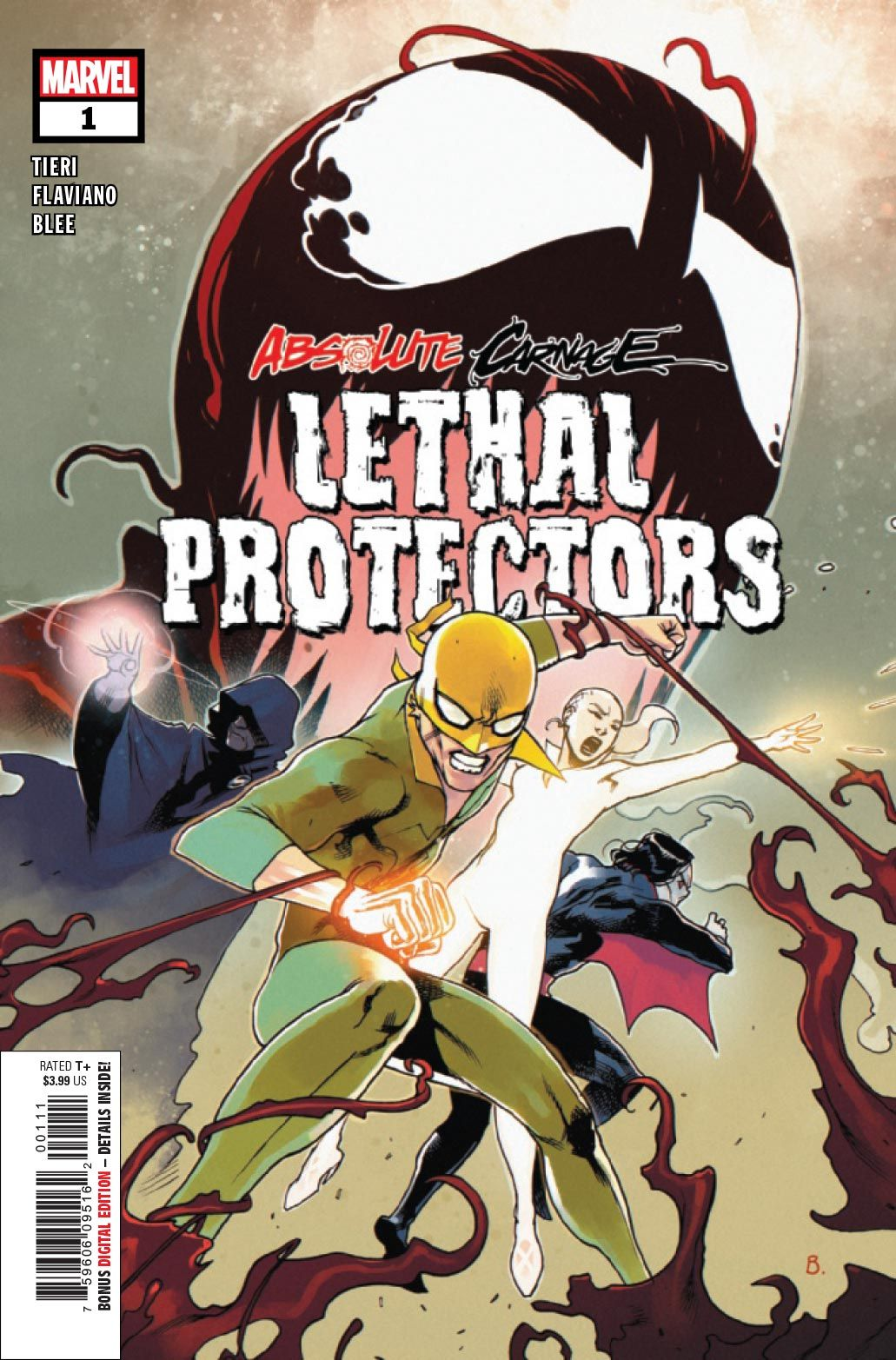 Review: Absolute Carnage: Lethal Protectors #1 | CBR
