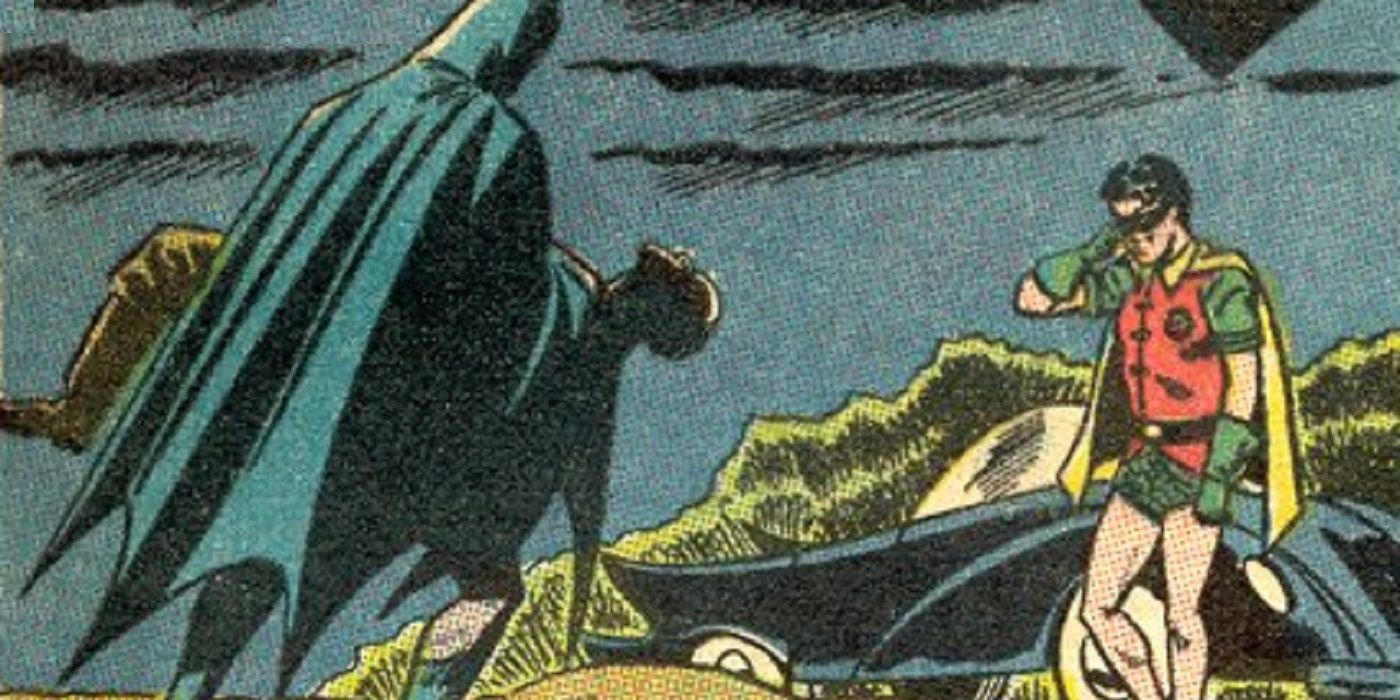 Batman: How The Comics Code Killed Alfred The First Time | CBR