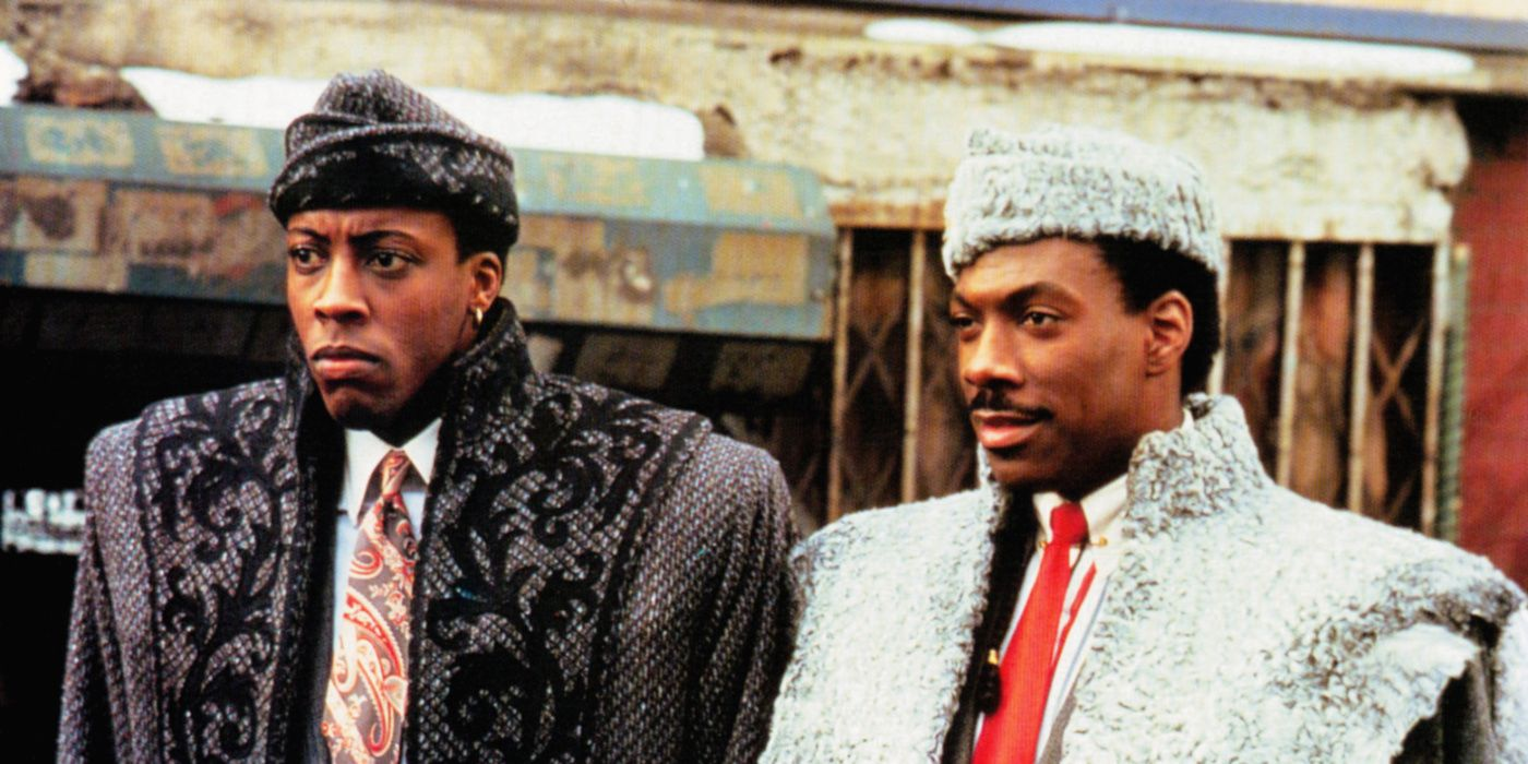 Coming to America Sequel Casts Wesley Snipes as Eddie Murphy's Nemesis