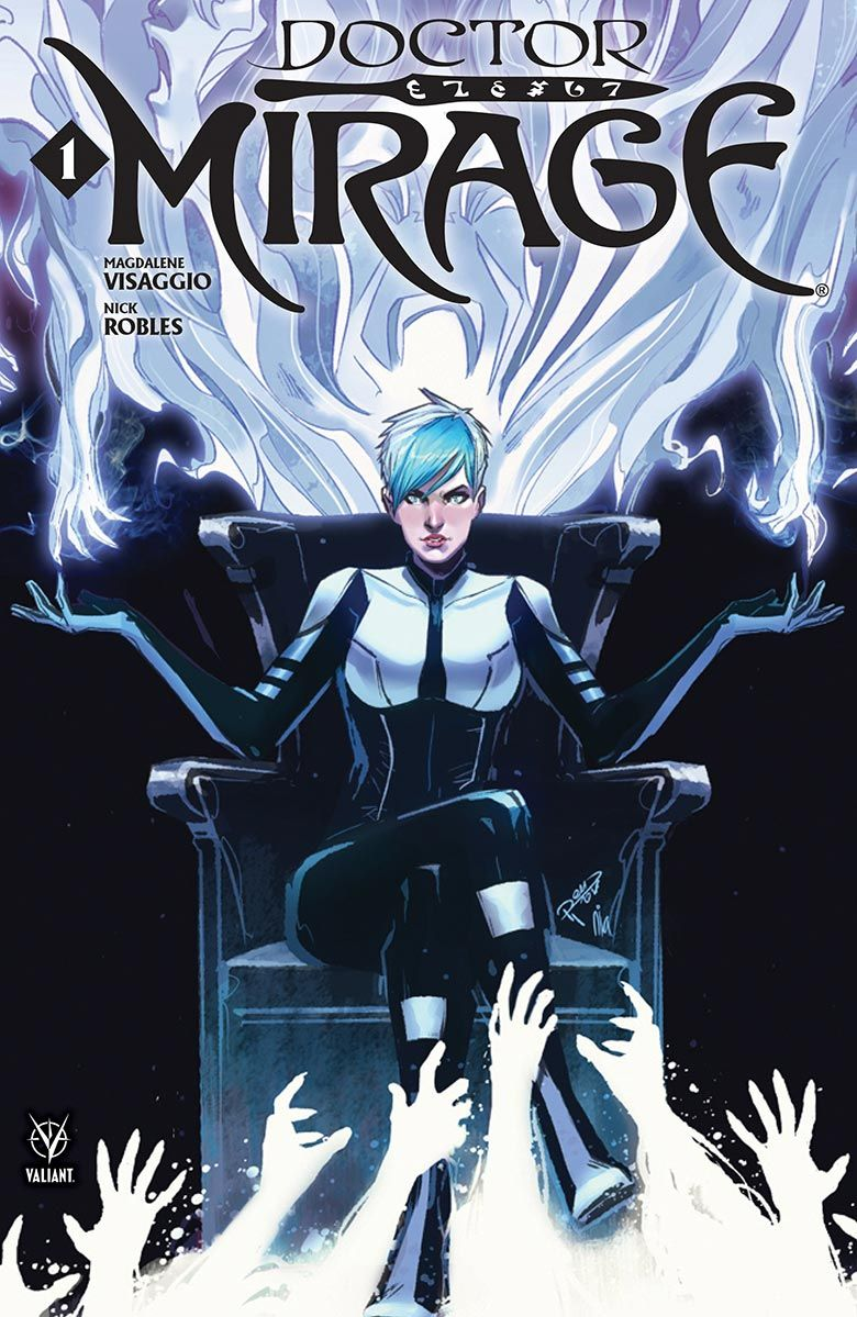 Review: Doctor Mirage #1 | CBR