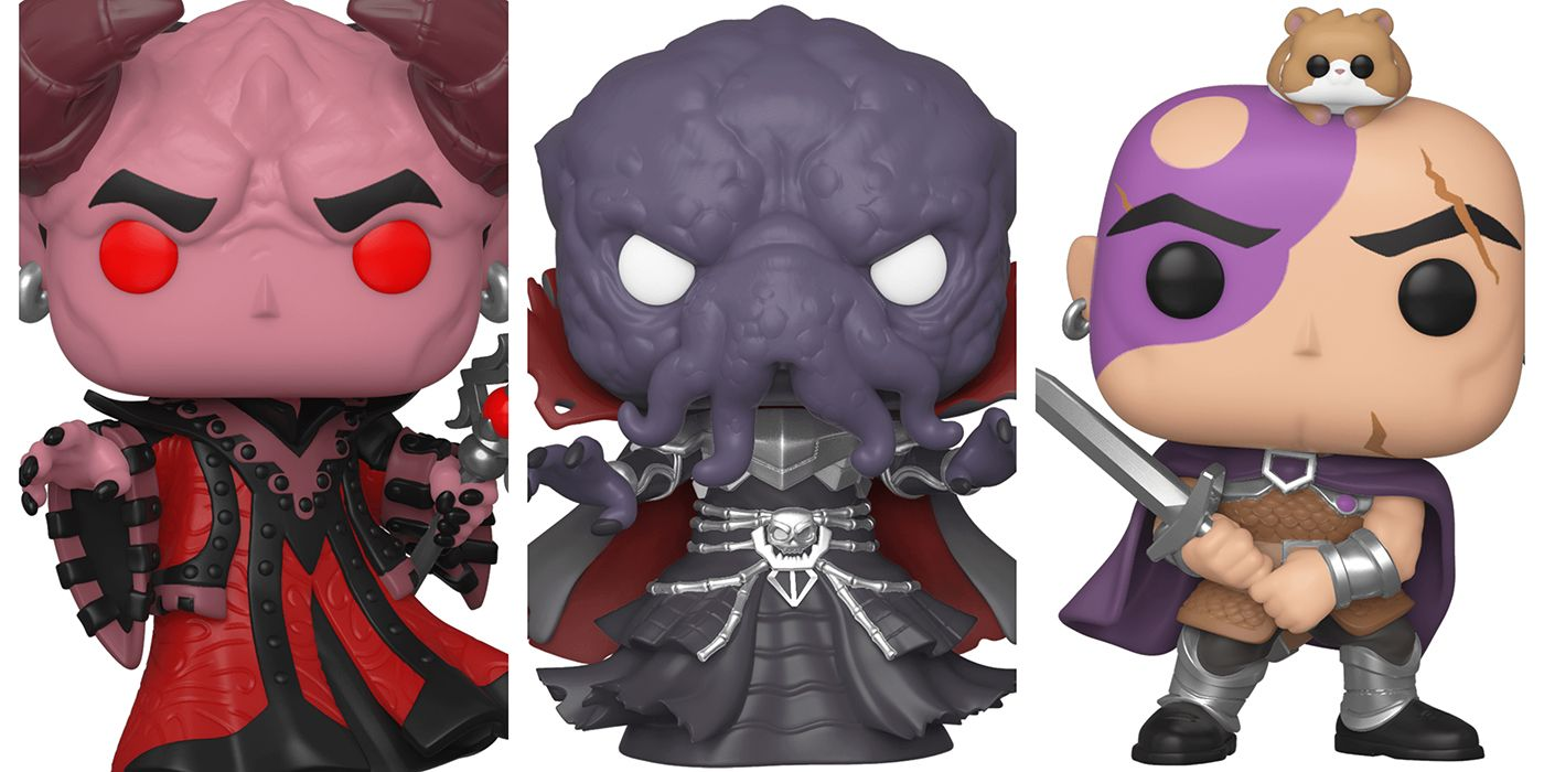 Funko Announces First Dungeons and Dragons Pop! Series | CBR