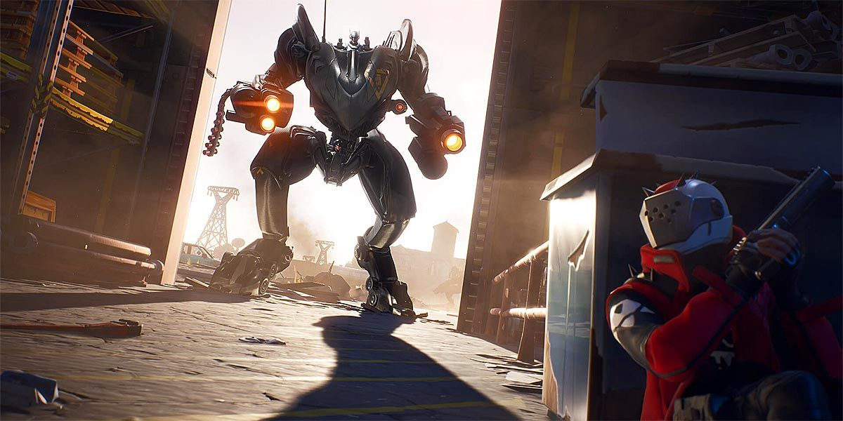 Fortnite Finally Nerfs Its BRUTE Mech After Player Complaints