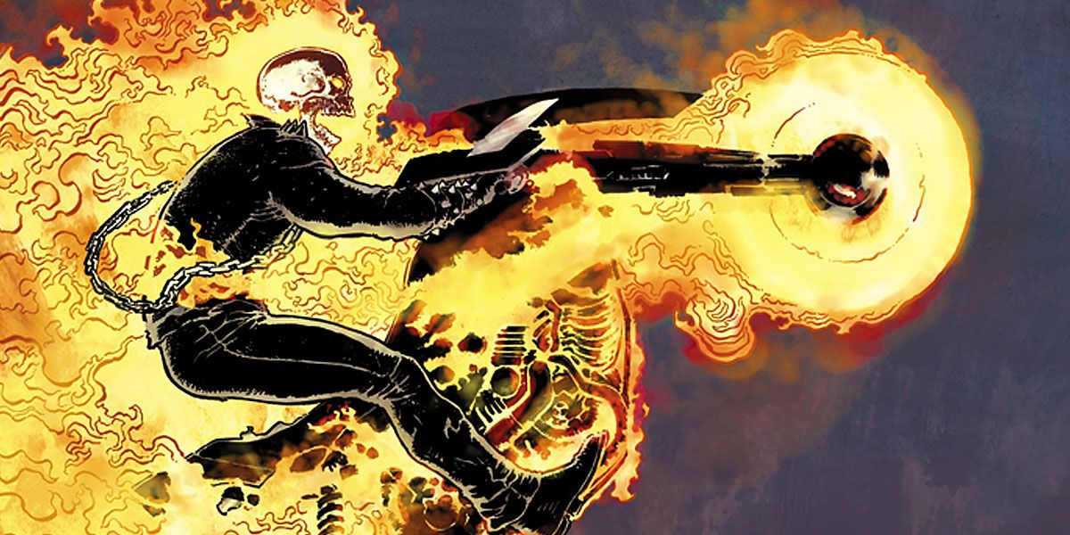 Vengeance Is A Family Business In Marvel S New Ghost Rider