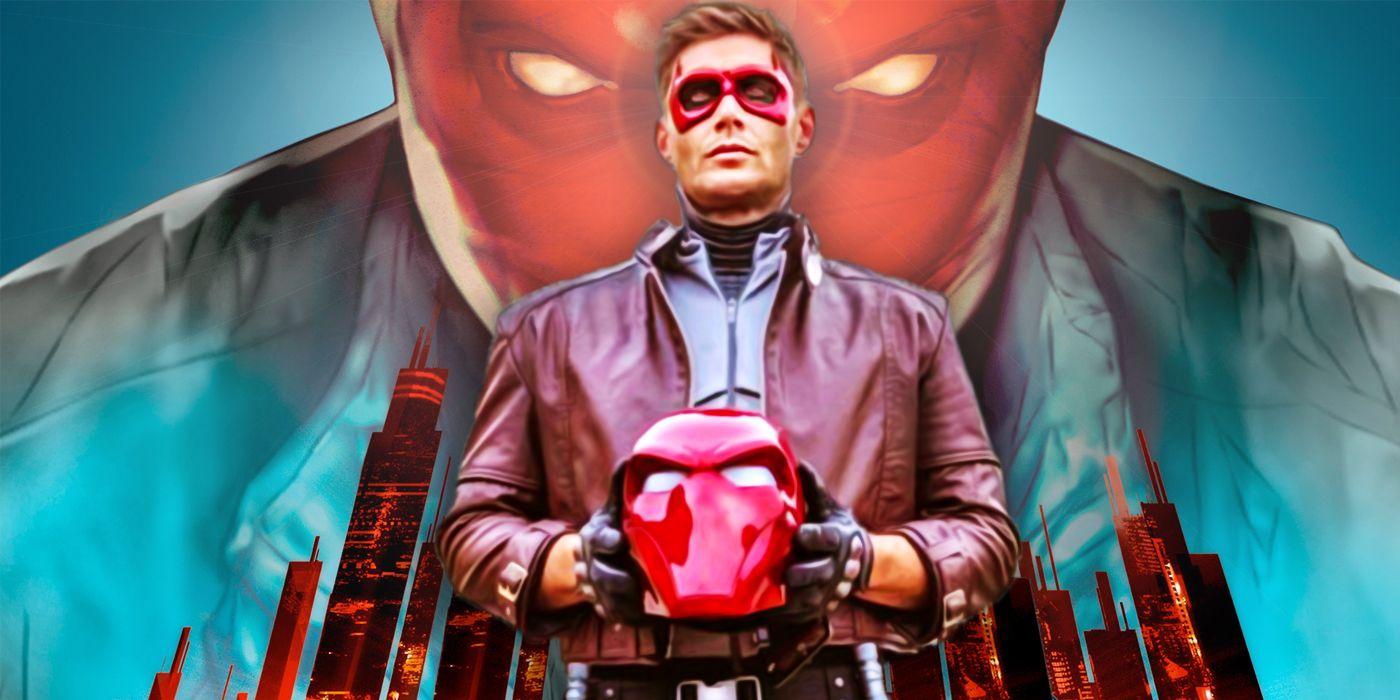 Warner Bros. Needs to Cast Jensen Ackles As Red Hood | CBR