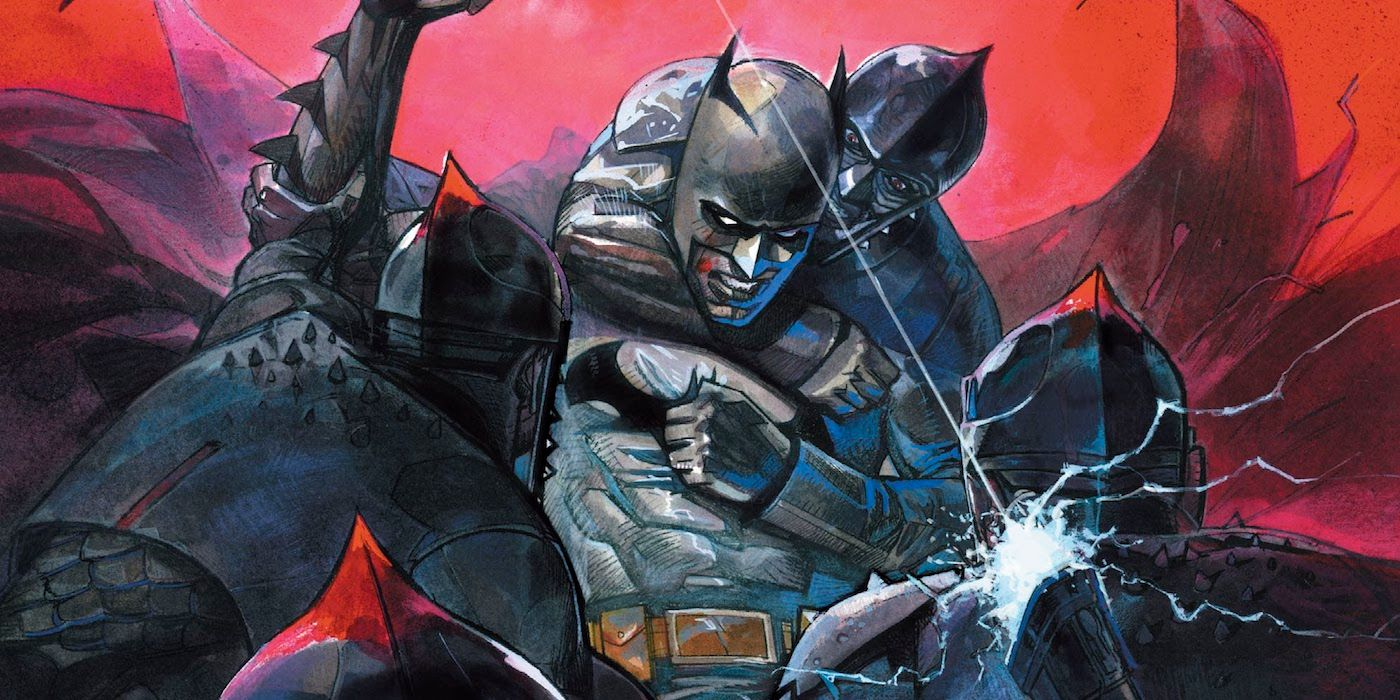 Batman's Event Leviathan Mistake May Have Created His Deadliest Villain