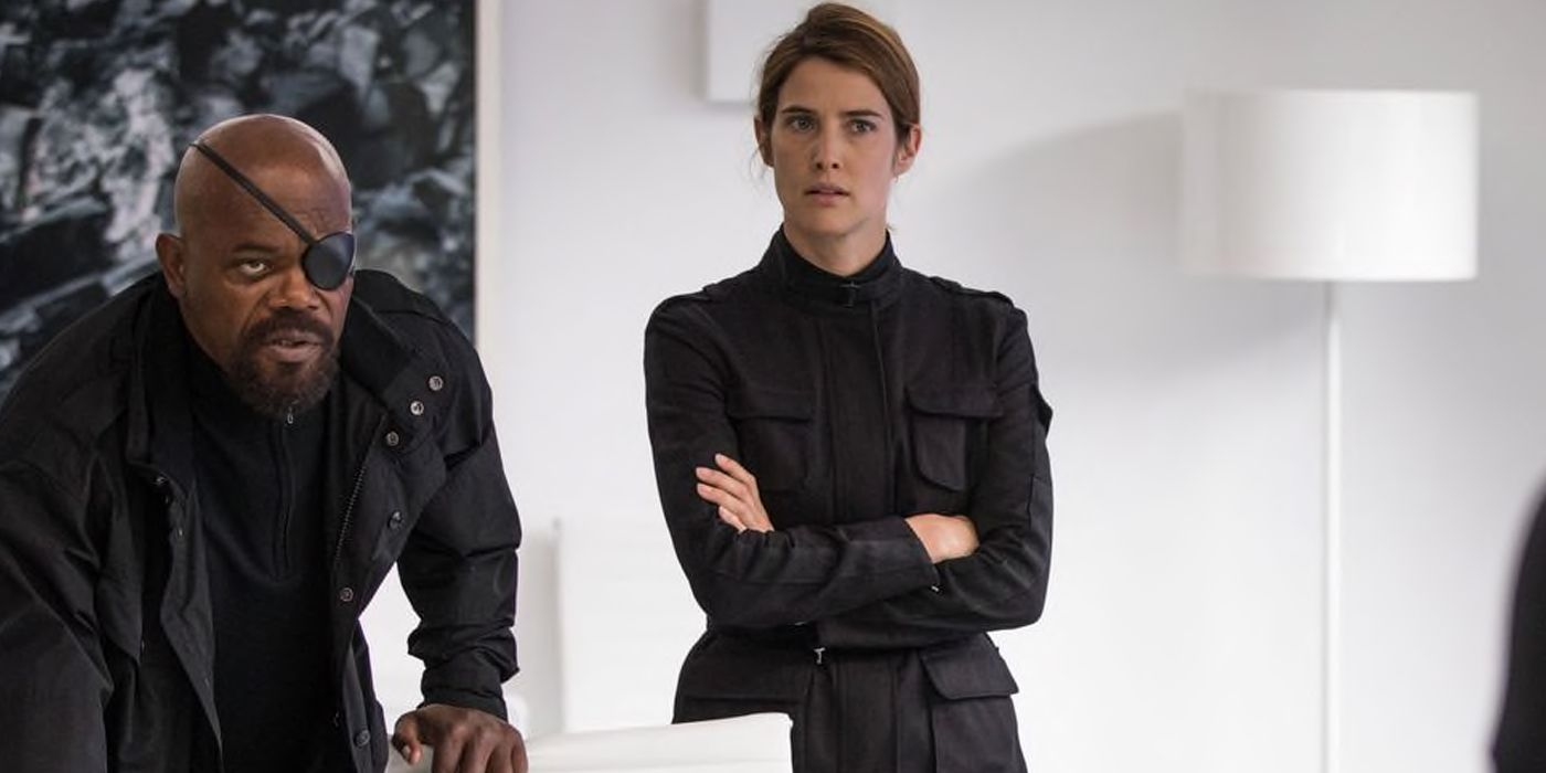Cobie Smulders Weighs In On Spider-Man: Far From Home Skrull Theory
