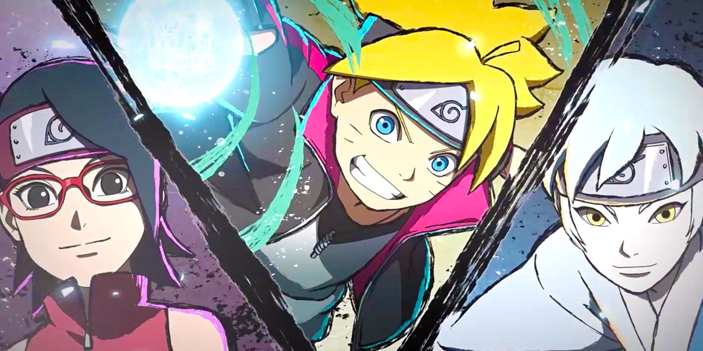 Naruto x Boruto Ninja Tribes Game Pits the Franchises Against Each Other